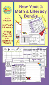 writing a math paper best 25 roll a story ideas on pinterest story elements new year s math and literacy bundle roll a storywriting papersmath