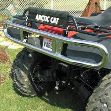 classic chrome front and rear bumpers quadrax utility