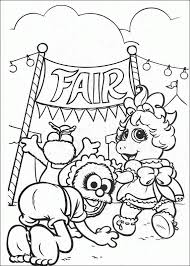 muppets baby coloring pages