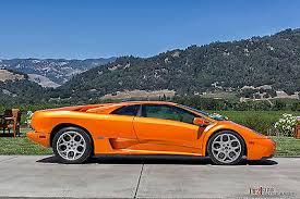 lamborghini diablo orange lamborghini diablo in arancio orange with only 8561 cars for