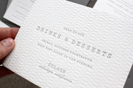 and white wedding invitations margaret s understated letterpress wedding invitations