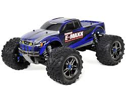 traxxas monster jam rc trucks traxxas e maxx rtr brushless 4wd monster truck blue tra39086 4