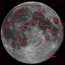 Moon Map Your Map To Saturday U0027s U0027supersized U0027 Full Moon Outdoors And
