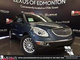 lexus used suv 2012 used 2012 blue buick enclave fwd cxl1 in depth review lethbridge