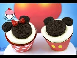 mickey mouse cupcakes make easy mickey minnie mouse cupcakes a disney cupcake