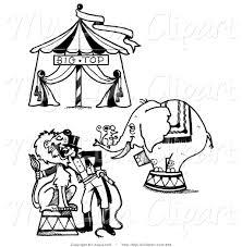 royalty free stock lion designs of elephants