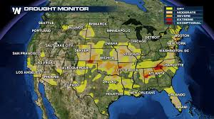 Chicago Wildfire Highlights by A Fiery March For The Great Plains Weathernation
