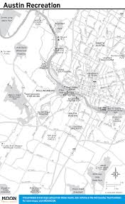 Austin Map by Printable Travel Maps Of Texas Moon Travel Guides