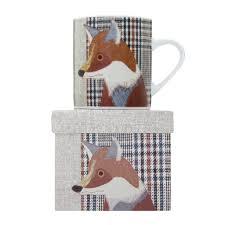 fox mug magpie beasties mr fox mug gracegentle