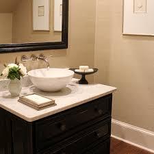 Powder Room Photos - small french powder room french bathroom