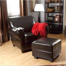 Reading Chair Fancy Leather Reading Chair And Ottoman Design Ideas 52 In
