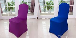 stretch chair covers wholesale black white chair covers spandex for wedding banquet