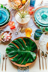 Pottery Barn Dishes Party Perfect Diy Summer Party Decor