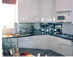 mirrored kitchen backsplash mirrored kitchen backsplash islamhere org