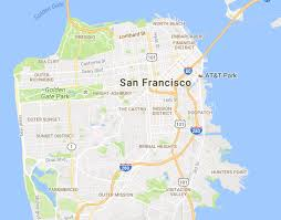Sf District Map Geo Fencing Go App Authorization Conflicts Dji Forum