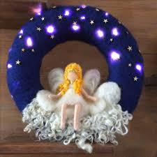 Waldorf Christmas Decorations 1155 Best Ajtódísz Ablakdísz Images On Pinterest Diy Biscuit