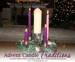 advent candle lighting order advent wreath traditions celebrating holidays