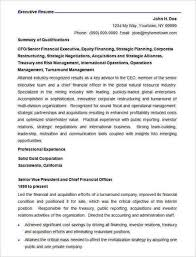 free executive resume free executive resume templates downloads fishingstudio