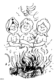 lag baomer coloring pages