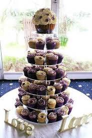Cupcake Wedding Cake Wedding Cupcakes In Stoke On Trent Staffordshire