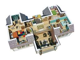 3d Floor Designs by Delighful 3d Floor Plans Screenshot Thumbnail Intended Design