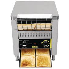 Conveyor Toaster Oven Buffalo Double Slice Conveyor Toaster From Buffalo