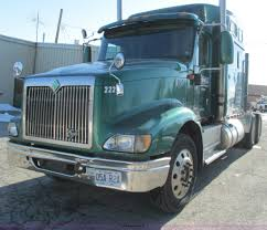 2000 international 9400i semi truck item g9365 sold mar