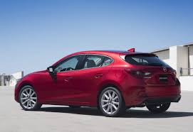 classic mazda 2017 mazda3 compact gets some midlife tweaks