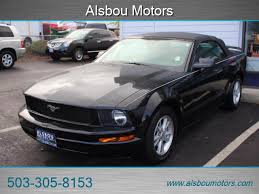 2007 ford mustang deluxe 2007 ford mustang v6 deluxe