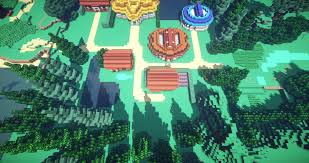 Ruby Map Pokemon Omega Ruby Alpha Sapphire In Minecraft Looking For