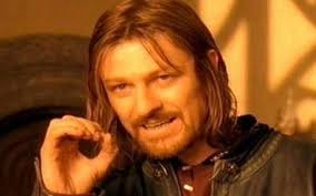 I Dont Always Meme Blank - sean bean accepts his fate admits memes will be his lasting legacy