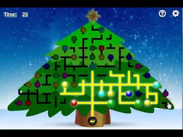 christmas tree light game christmas tree light up youtube
