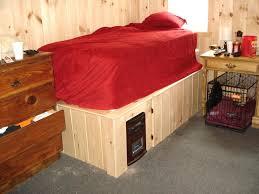 Elevated Platform Bed Elevated Bed Frame Loft Bed Frame Plans Free Low Level Bed Frame