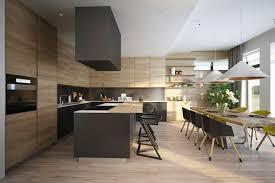 rever de cuisiner image maison design contemporain 3 intérieurs de rêve ilot