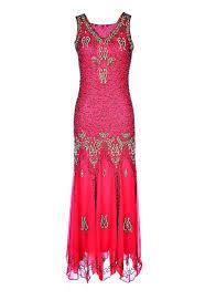 betty 1920 u0027s great gatsby inspired dress downton abbey beaded