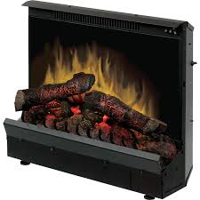dimplex dfi2310 23 inch deluxe electric fireplace insert sylvane