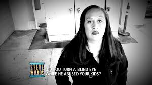 Turn A Blind Eye Sneak Peek Did You Turn A Blind Eye While He Abused Your Kids