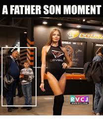 a father son moment cyb rv cj www rvcjcom meme on me me