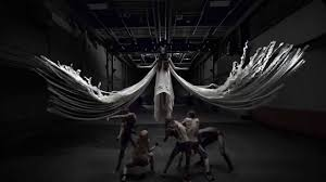 lexus swarm youtube lexus design disrupted feat gareth pugh u2013 2014 highlights event