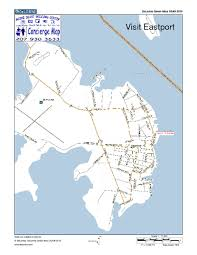 map usa pdf eastport maine usa map eastport me mappery
