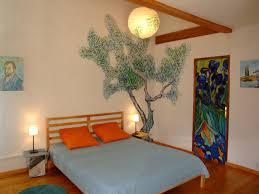 tableau de gogh la chambre accommodation b b drome valley housing saillans die crest