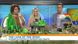 diy st patrick u0027s day crafts and decorations youtube