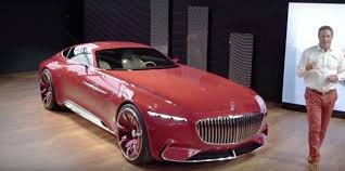 maybach sports car vision mercedes maybach 6 looks even bigger in real life videos