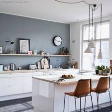 kitchen wall ideas decorating with white grey feature wall kitchens and grey