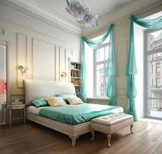 22 ideas to use turquoise blue color for modern interior design
