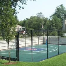 Backyard Sport Courts by Sport Court Of Massachusetts 14 Photos Contractors Andover