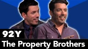 Be On Property Brothers by Hgtv U0027s U201cproperty Brothers U201d Jonathan And Drew Scott With Willie