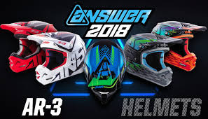 womens motocross helmets answer racing mx 2018 ar 3 off road motocross motorcycle helmet