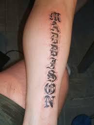 november 2011 letras para tatuajes
