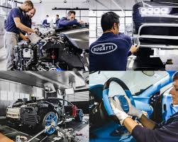 bugatti factory the dream factory building the bugatti chiron torque